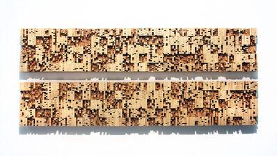 Jessica Drenk, 'Tessellation 1', 2015
