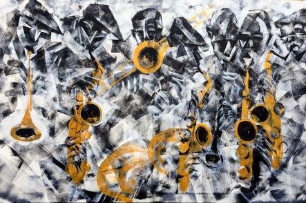 Larry Otoo, 'Jazz Jam ', 2017