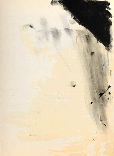 Antoni Tàpies, 'Antoni Tàpies 1960s lithograph (derriere le miroir)', 1967