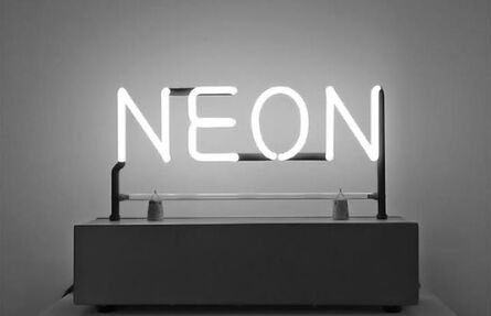 Martí Cormand, 'Formalizing their concept: Joseph kosuth's 'Neon, 1965'', 2015