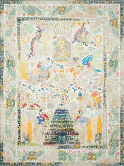 Kour Pour, 'Future Buddha', 2014-2015