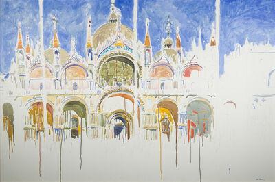 Adam Van Doren, 'Exterior of the Basilica', 2009