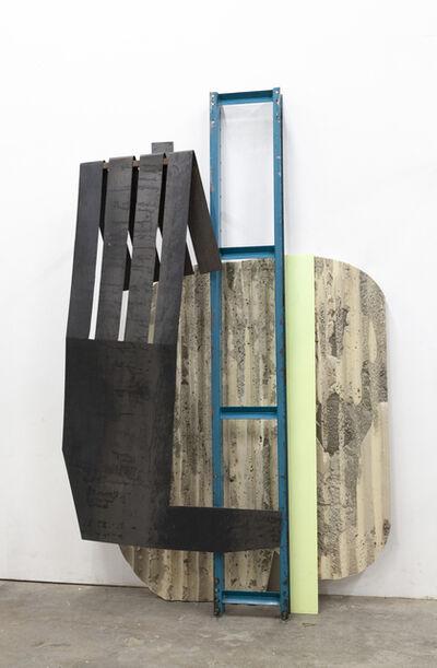 Nick van Woert, 'Partition's Hand', 2020