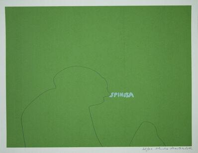 Vlado Martek, 'Spinoza', 2011