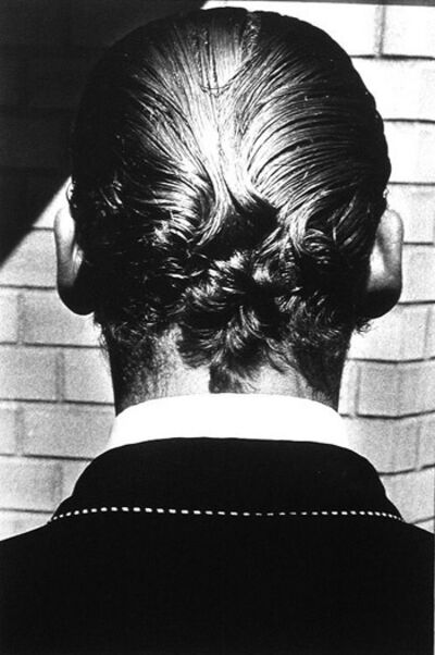 """Ralph Gibson, 'Untitled (Back of Man's Head"""" from 'Quadrants' Series'"""
