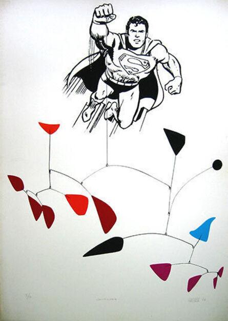 Julio Plaza, 'S/ Calder', 1975