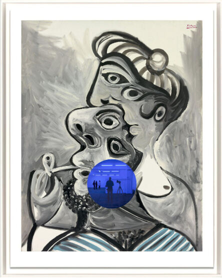 Jeff Koons, 'Gazing Ball (Picasso Couple)', 2017