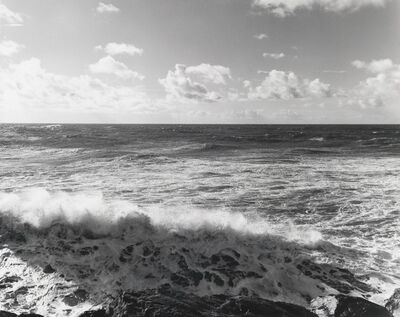 Robert Adams (b.1937), 'South from the South Jetty, Clatsop County, Oregon, 1990', 1990