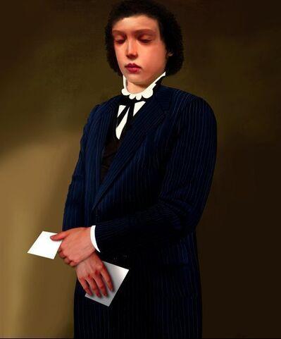 Alfred Leslie, 'Mademoiselle De Maupin', 2013