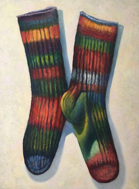 Ken Beck, 'Big Socks', 2016