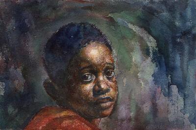 Charles White, 'Boy', 1978