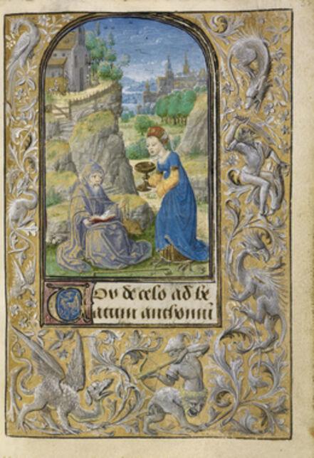 Lievan van Lathem, 'The Temptation of Saint Anthony', 1469