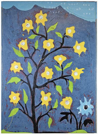 John Randall Nelson, 'Yellow Perkies', 2014