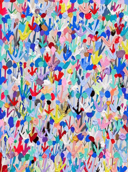 Ludovilk Myers, 'Mini flowers II', 2020