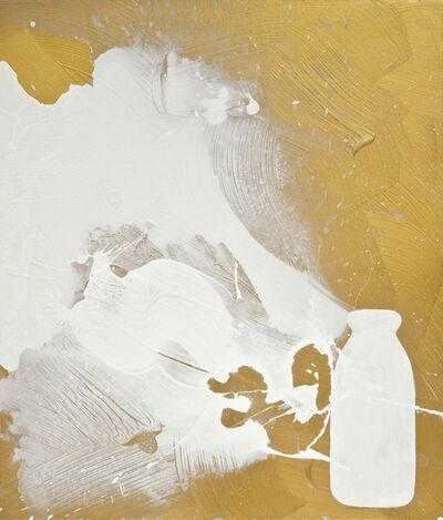 Joe Goode, 'Milk Bottle Painting 128', 2012