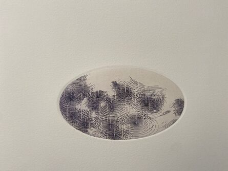 Toshihisa Fudezuka, 'A Bucket of Rain', 2016
