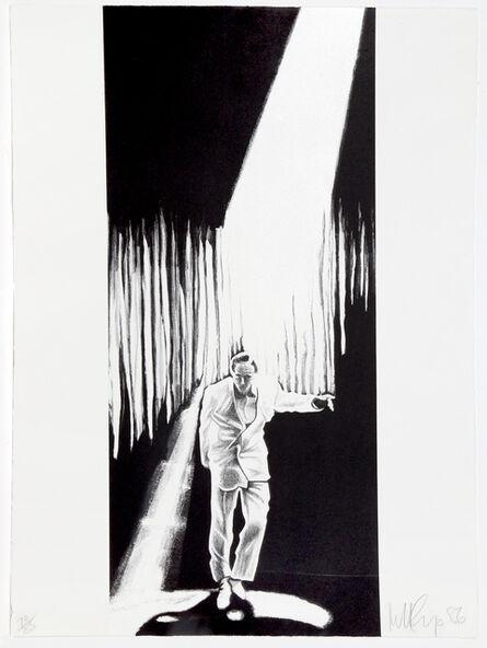 Robert Longo, 'Talking Heads', 1986