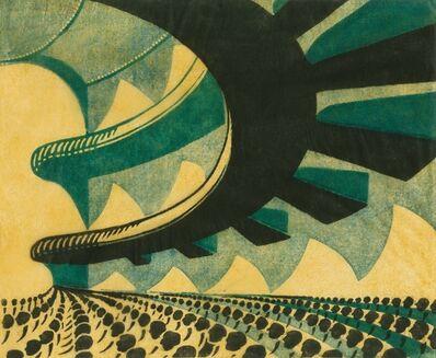 Sybil Andrews, 'Concert Hall (Coppel SA 1)', 1929