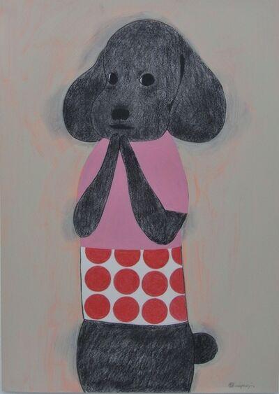 Katsunori Miyagi, 'Dots Poodle', 2016