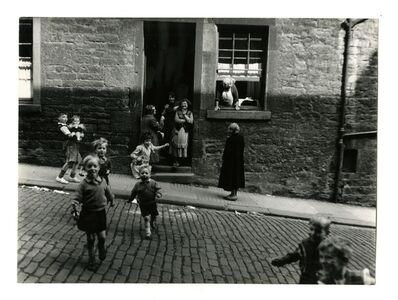 Roger Mayne, 'Edinburgh', 1958