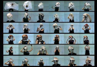 Raphaëlle de Groot, 'Drawing session (video stills)', 2004-2007