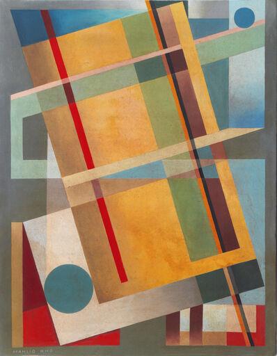 Manlio Rho, 'Composizione', 1939