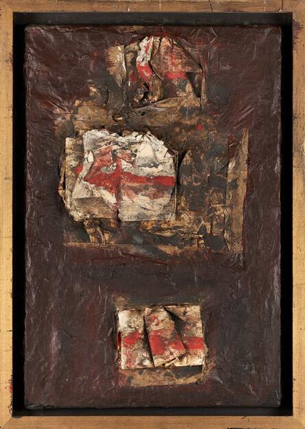 David Koloane, 'Letters (assemblage)', 2001