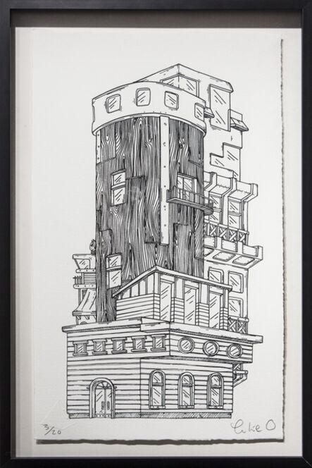 Luke O'Sullivan, 'Tubular Tower', 2015