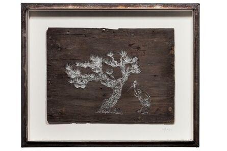 Wu Jian'an 邬建安, 'Breaking the Rafts No.3 - Raft Turns into Trees', 2014