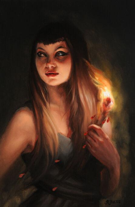 Rachel Bess, 'Blood Fire', 2016