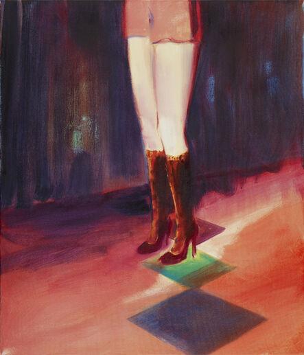 Lindsey Bull, 'Long legs', 2018