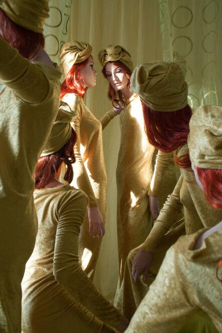 Martine Gutierrez, 'Line Up 4', 2014