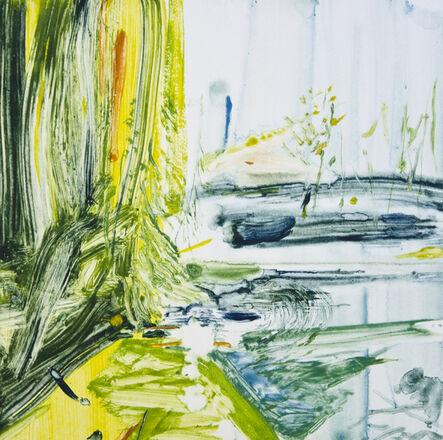 Calum McClure, 'Pool Hampstead Heath'