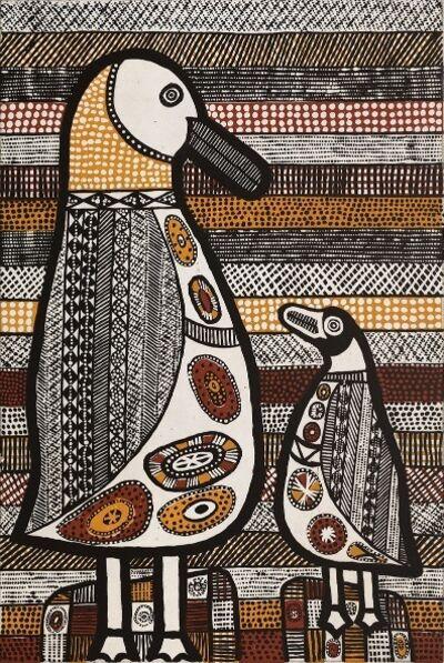 Janice Murray, 'Jilamarini Tirrintirri (Burdekin Ducks)', 2017
