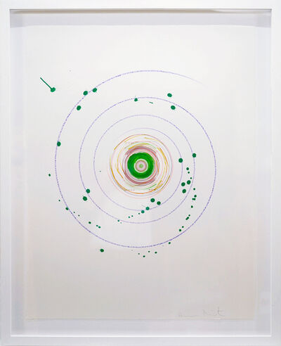 Damien Hirst, 'In A Spin (Unique)', 2002
