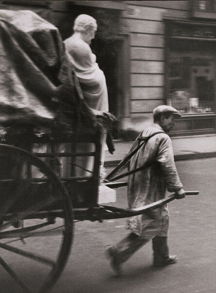 André Kertész, 'Montparnasse, Paris', 1928 / 1950s-1960s