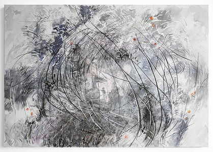 John Simpson, 'Symbiotic Drawing (Shelter)', 2018