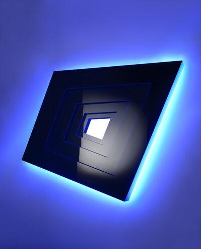 Nanda Vigo, 'Deep Space', 2014
