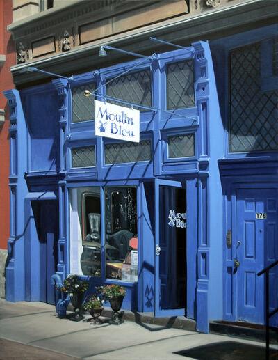 Stephen Magsig, 'Moulin Bleu '