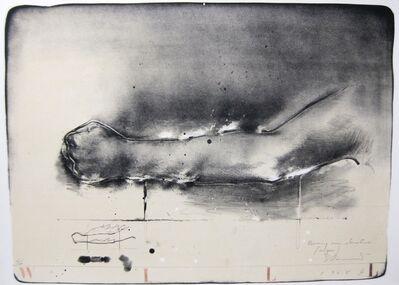 """Tim Storrier, 'Burning Arm """"anger""""', 1989"""