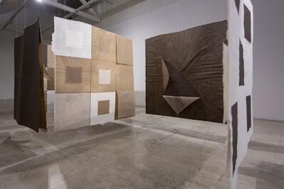 Pinaree Sanpitak, 'The Walls', 2018-19