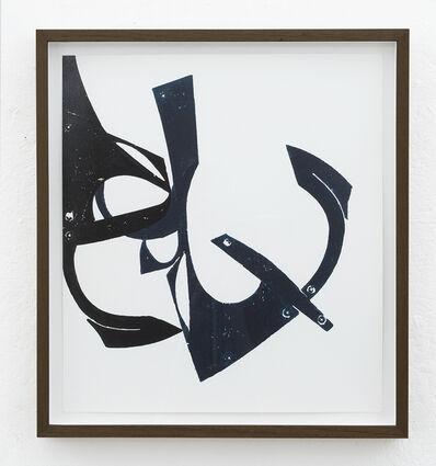 Rodrigo Sassi, 'Untitled - Woodcut', 2016