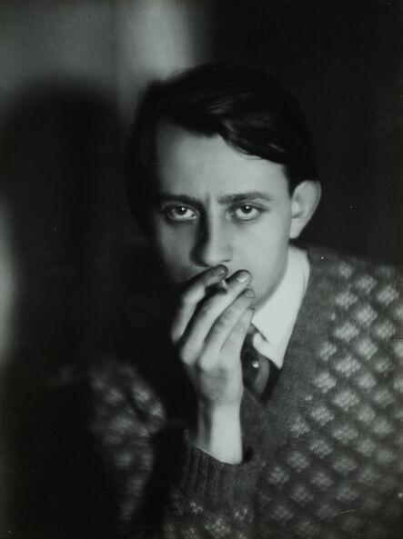 Germaine Krull, 'André Malraux', 1930