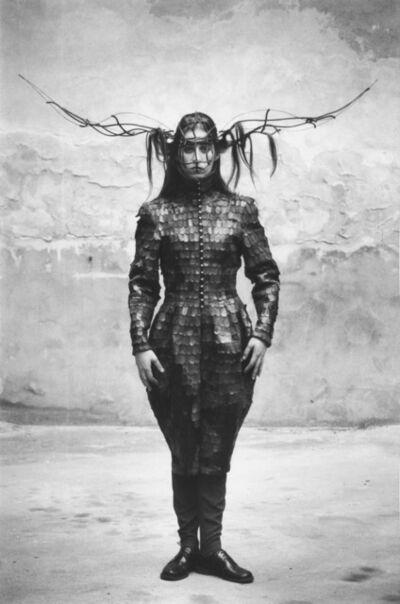 Sibylle Bergemann, 'Kathi, Allerleirauh', 1988