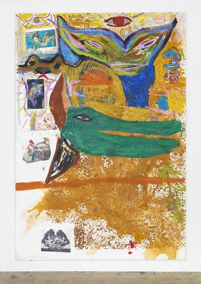 Bill Saylor, 'Split Flow', 2017
