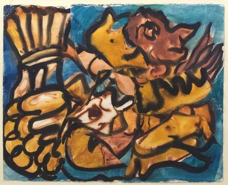 Grace Hartigan, 'Jonah and the Whale', 1975