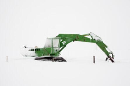 Maroesjka Lavigne, 'Excavator, On the Road', 2011
