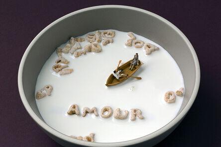 Christopher Boffoli, 'Rowboat Amour', 2013