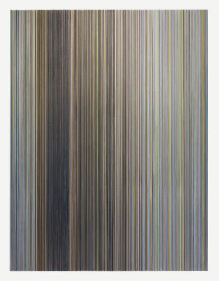Anne Lindberg, 'half-dark of the enormous', 2017
