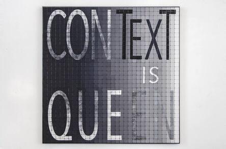 Rachel Lachowicz, 'ConQue', 2013